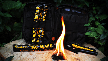 Black Beard Fire Starters