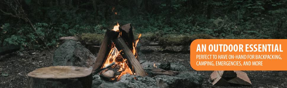 An Outdoor Essential Ferro Rod