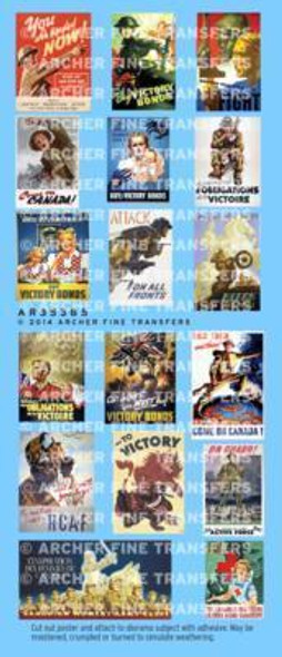Canadian propaganda posters