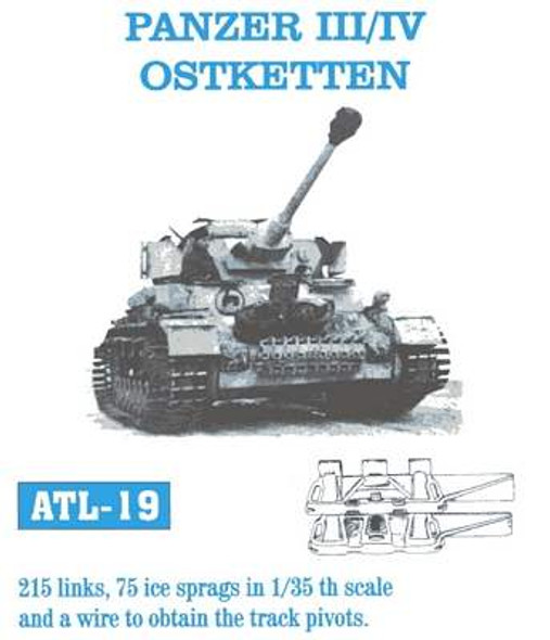 PANZER III/IV with Ostketten