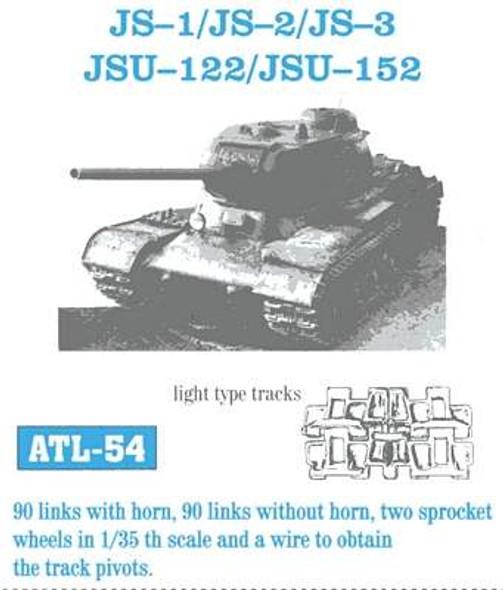 JS-1/JS-2/JS-3/JSU-122/JSU-152 light type track