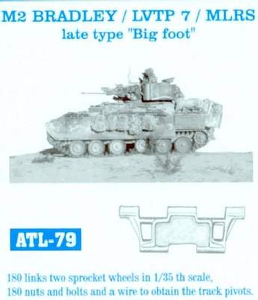 M2 BRADLEY / LVTP 7 / MLRS late type