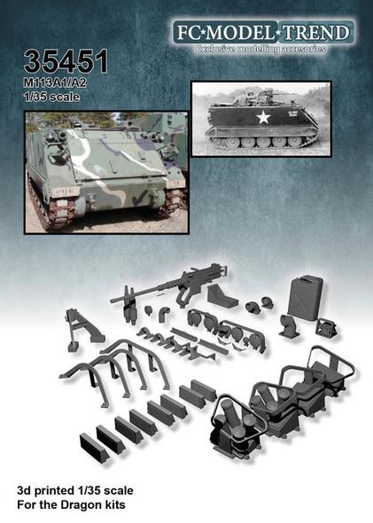 M113A1 / A2 details