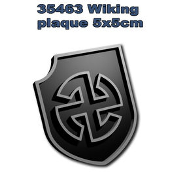Wiking plaque