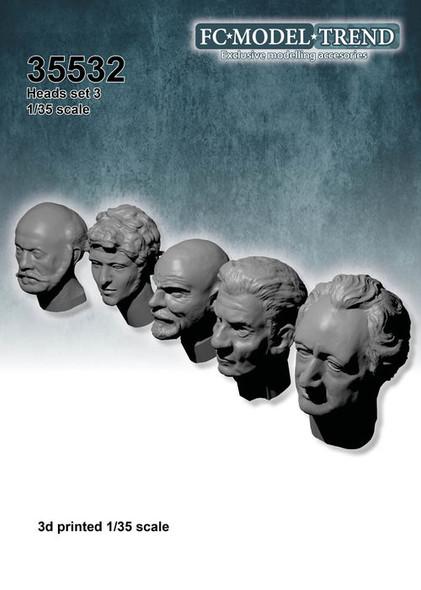 Heads #3