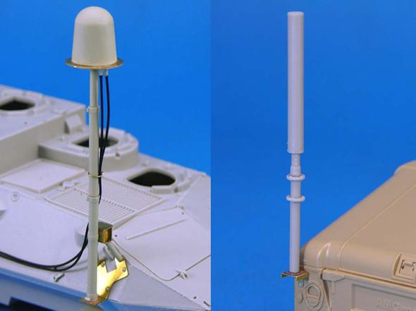 US AFV ECM Antenna set