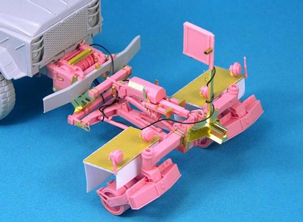 M923 Front Mine Roller set