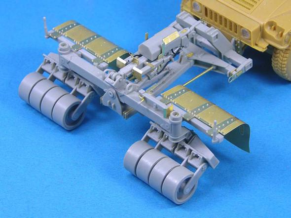 SPARK Mine Roller for Humvee