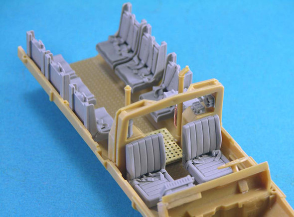 RG-31 Basic Detailing set (for Kinetic's RG-31)