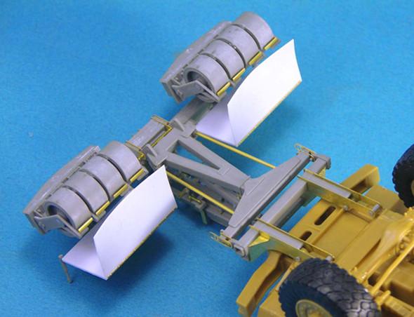 SPARK Mine Roller for RG-31 (for Kinetic's RG-31)