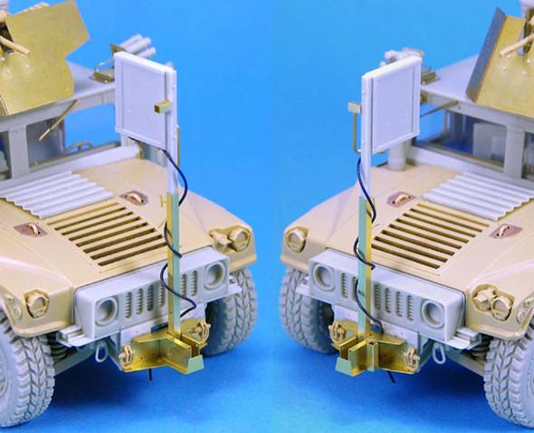 Rhino Anti IED Device for Humvee