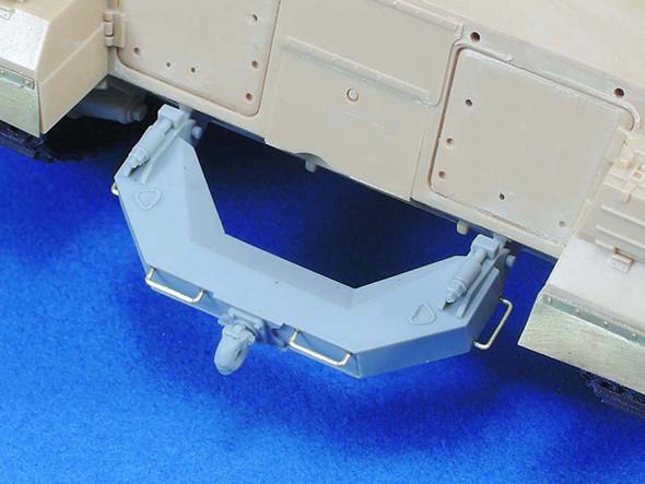 IDF Rear Towing Pintle Device for Merkava