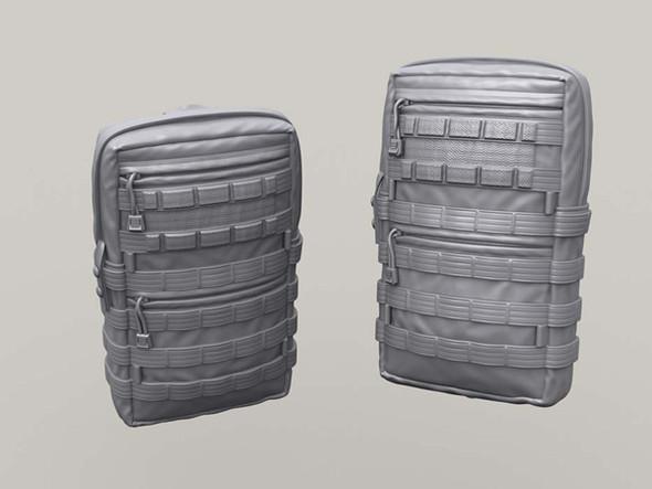 EMDOM H2O Hydration Carrier (6pcs)