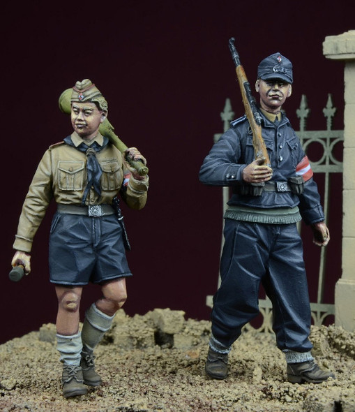 Last Order, vol.3, HJ Boys, Germany 1945
