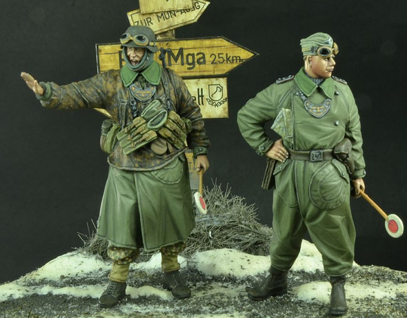 German Feldgendarmerie Set, 1941-45