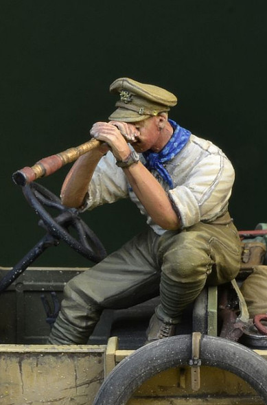 ANZAC soldier with Monocular