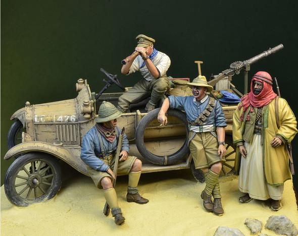 ANZAC Patrol Palestine 1916 (4)