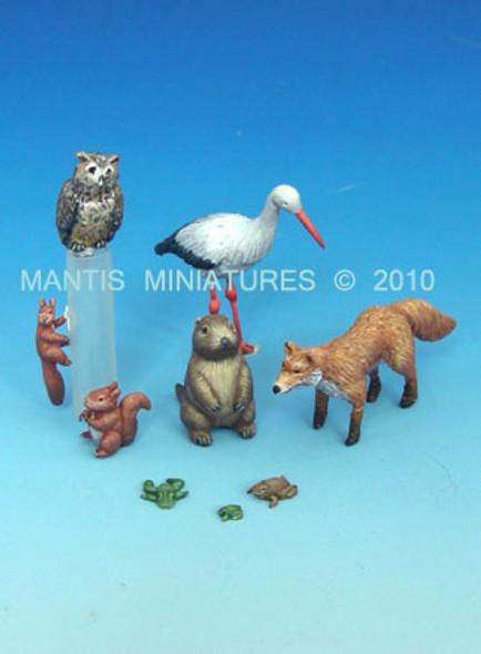 Animals - Set 2 (European)