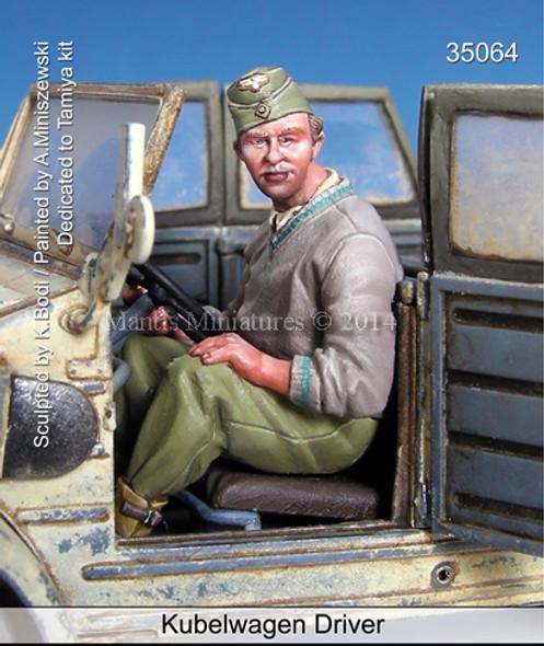 Kubelwagen Driver