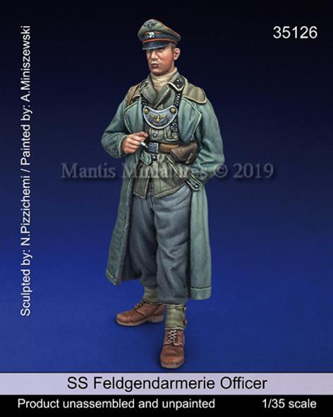 SS Feldgendarmerie Officer
