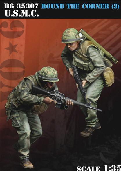 Round the Corner (3) USMC