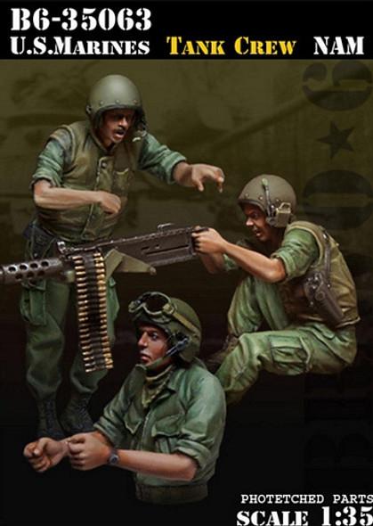 U.S. Marines Tank Crew 'Nam