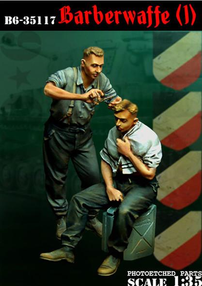 Barberwaffe (1) Haircut