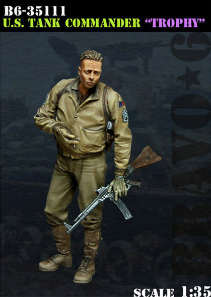 "U.S. Tank Commander ""Trophy"""