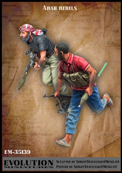 Arab rebels