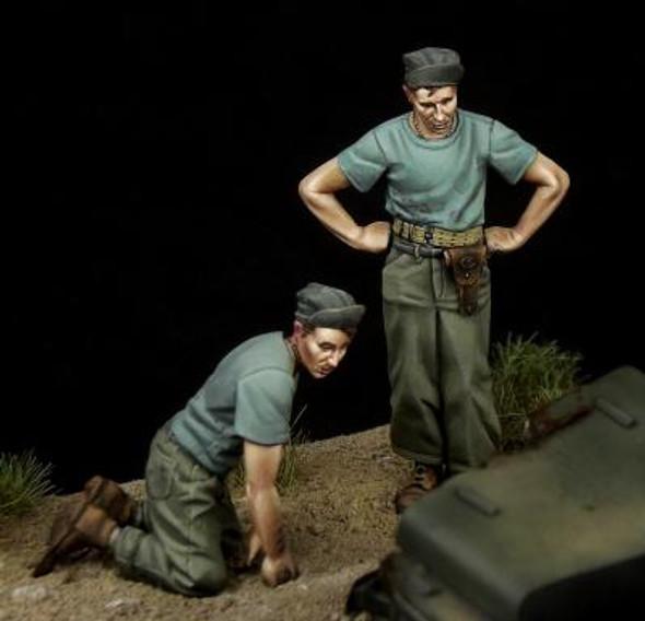 USMC Mechanics WW2