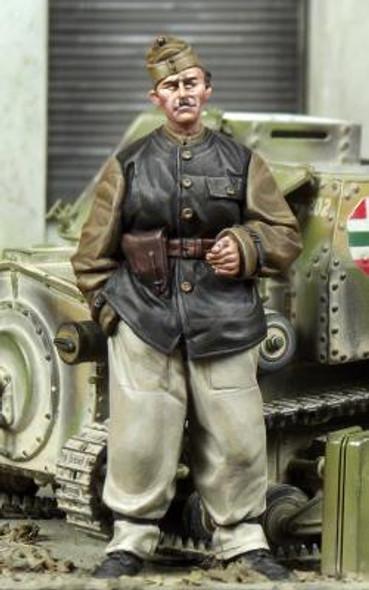 Hungarian AFV crewman