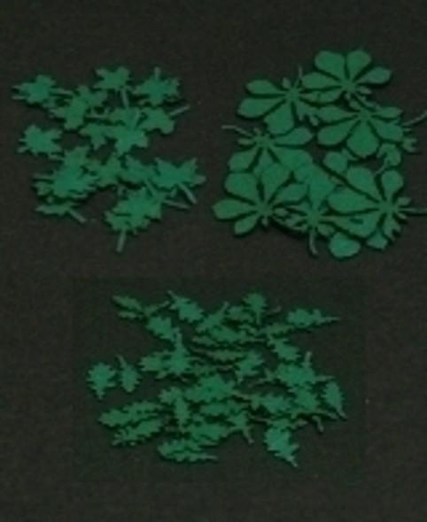 Grass Tufts - light green