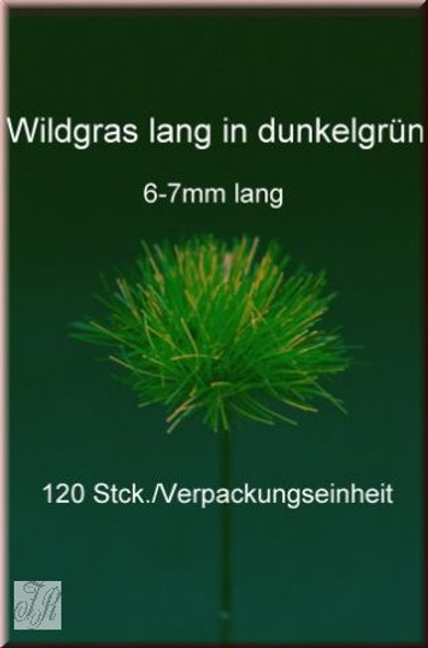 Grass Tufts - dark green