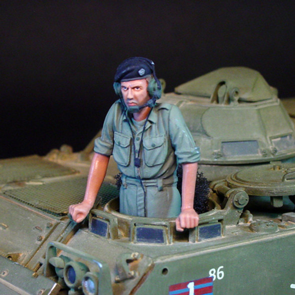 Australian APC/Tank Officer