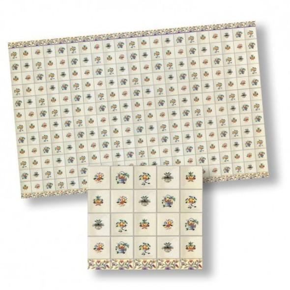 3D Wall Tiles - Design C