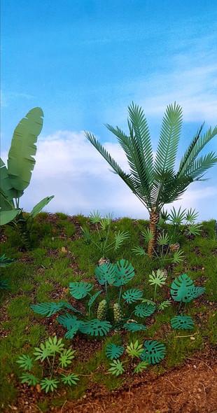 Jungle Plants Set 1
