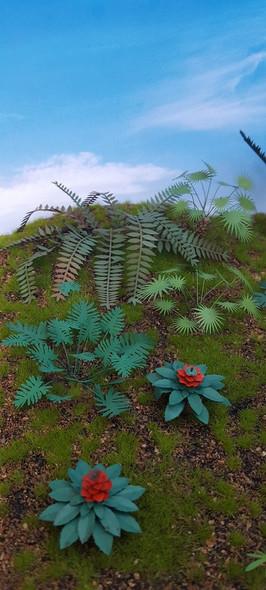 Jungle Plants Set 3