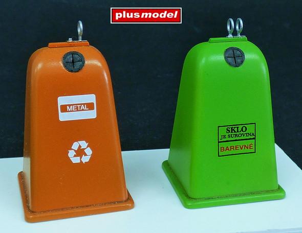 Sorte waste container (w decals)
