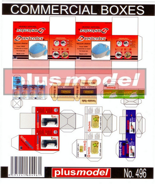 Commercial Boxes (card)