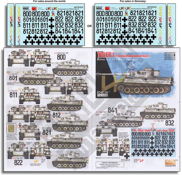 8. SS-Pz.Rgt. 2 Tiger Is