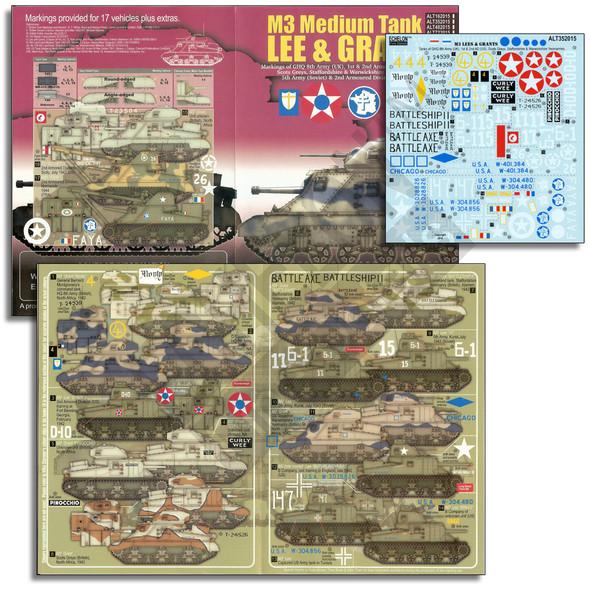Lees & Grants (North Africa & Europe)