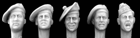 British soft headgear