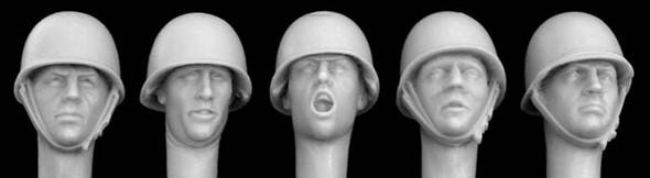 postwar M51 French helmet