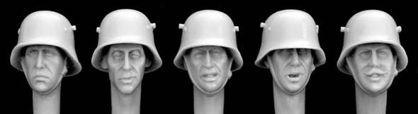 German WW1 steel helmet