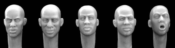 African bald heads