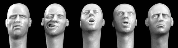 European heads