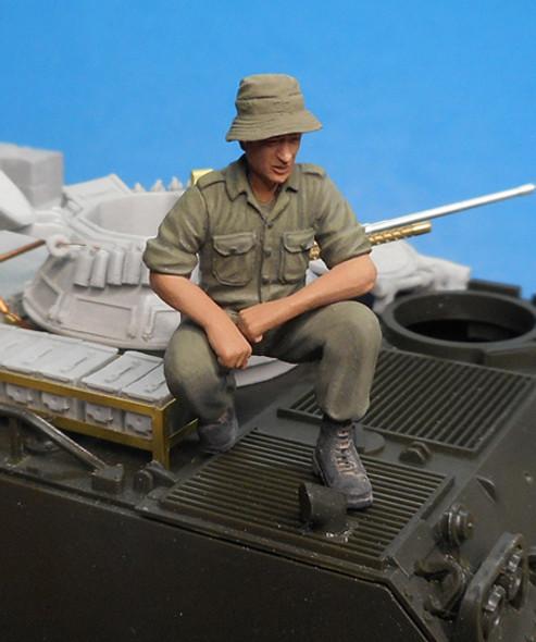Crouching Tanker Vietnam