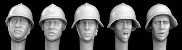 Soviet early WW2 helmets