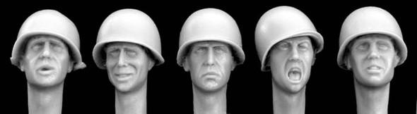 US M1 plain steel helmet