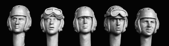 US tankers in helmet